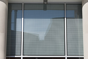 Purpose In Pattern Fritted Glass At Ysm Decreases Bird