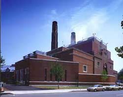 Yale's Central Power Plant