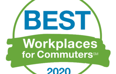 Best Workplace for Commuters Logo 2020