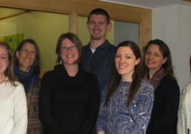 the office of sustainabiity team members
